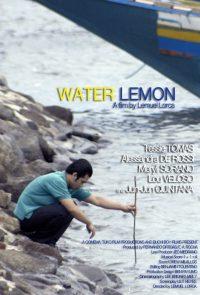 water lemon - sample poster